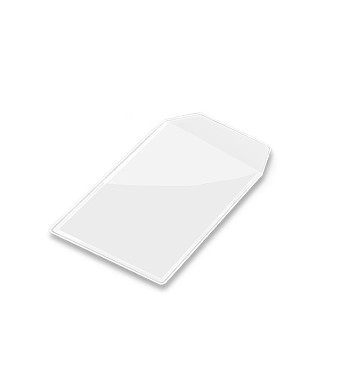 Bolsa PVC Flexível Titulo Eleitoral