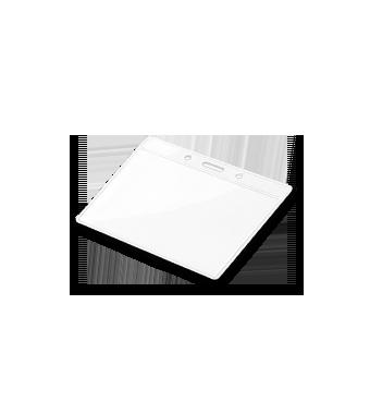 Bolsa PVC Flexível Crachá Credencial