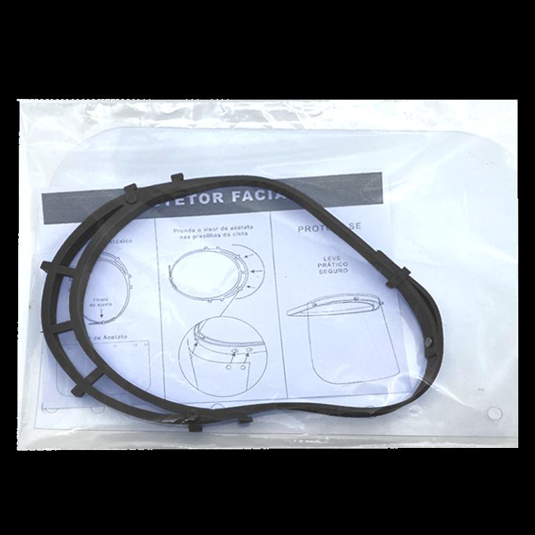 Protetor Facial - Face Shield Personalizado